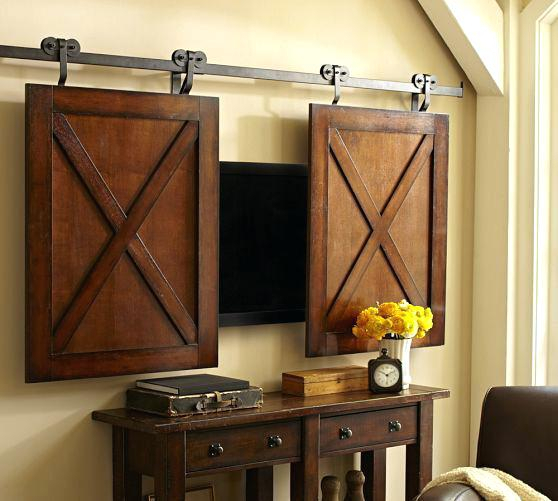 Fashionable Enclosed Tv Cabinets With Doors Regarding Enclosed Tv Cabinets With Doors – Image Cabinets And Shower Mandra (Image 12 of 25)