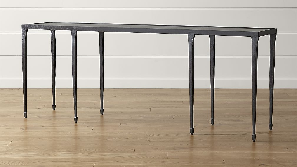 Fashionable Kyra Console Tables Intended For Kyra Console Table (Image 9 of 25)