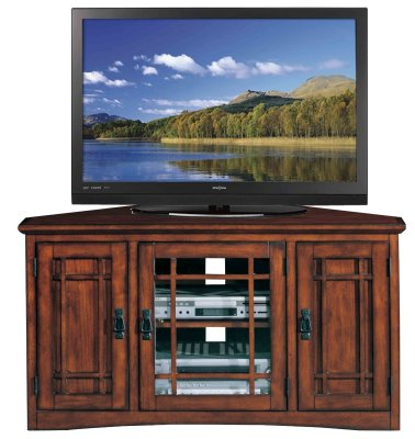 Fashionable Unique Corner Tv Stands Throughout Corner Tv Stands: Top 10 Best Rated Corner Tv Cabinets (View 24 of 25)