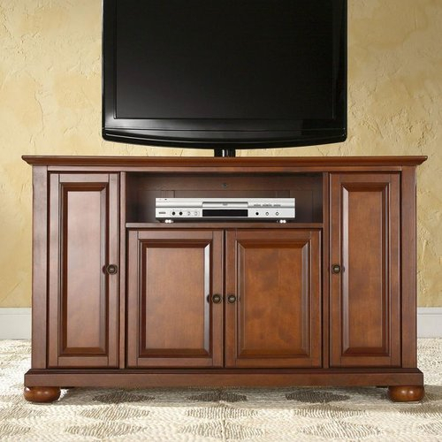 "Favorite Edwin Black 64 Inch Tv Stands Regarding Crosley Furniture Cambridge Tv Stand For Tvs Up To 60"" – Walmart (Image 4 of 25)"