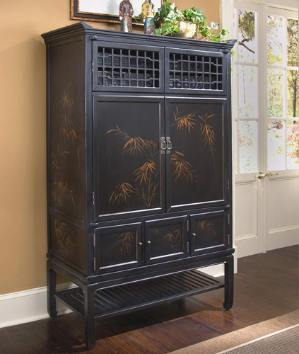 Favorite Enclosed Tv Cabinets With Doors Throughout Enclosed Tv Cabinet (Photo 4 of 25)