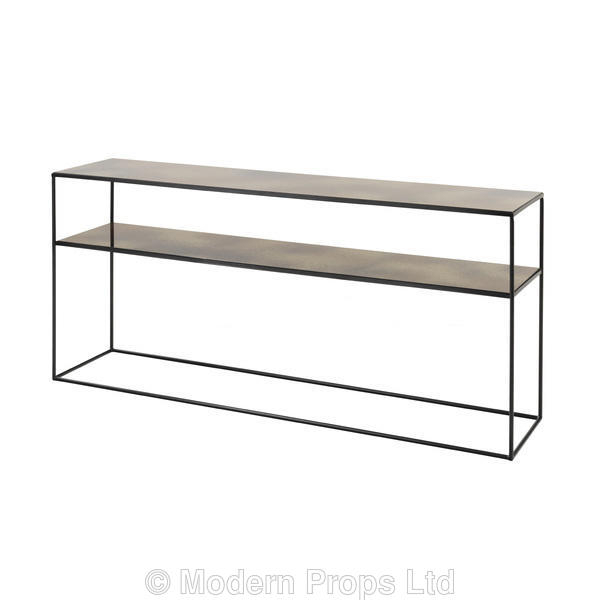 Favorite Frame Console Tables Within Modern Props (Image 9 of 25)