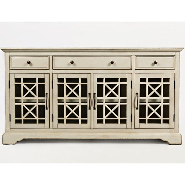 Favorite Maddy 60 Inch Tv Stands Inside Features: Craftsman Collection. 4 Doors (View 13 of 25)