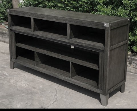 Favorite Vista 68 Inch Tv Stands In Todoe – Gray – Lg Tv Stand W/fireplace Option (Image 4 of 25)