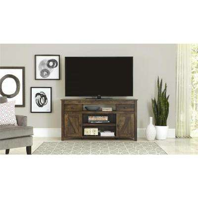 Favorite Wakefield 97 Inch Tv Stands Intended For Entertainment Center – Tv Stands – Living Room Furniture – The Home (Image 8 of 25)