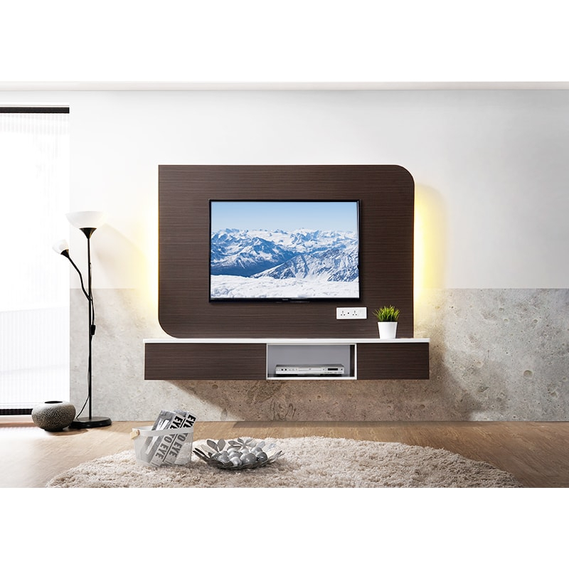 Feature Wall Tv Cabinet – Fullhouse Home Furnishings Intended For Well Known Tv Wall Cabinets (Image 8 of 25)