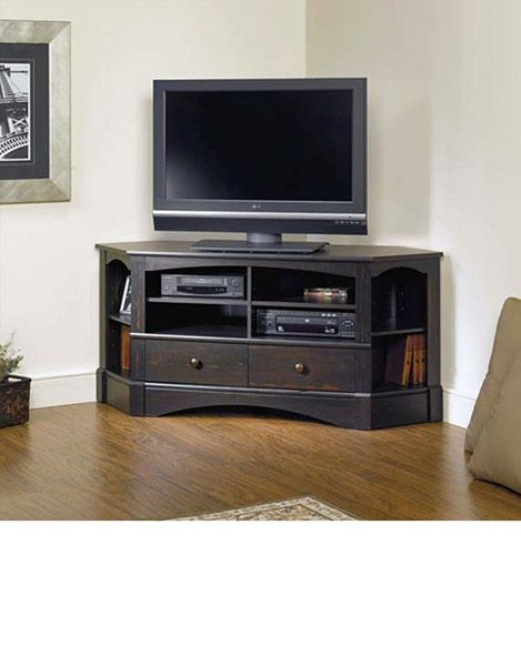 Flat Screen Tv Stands Corner Units (Image 10 of 25)