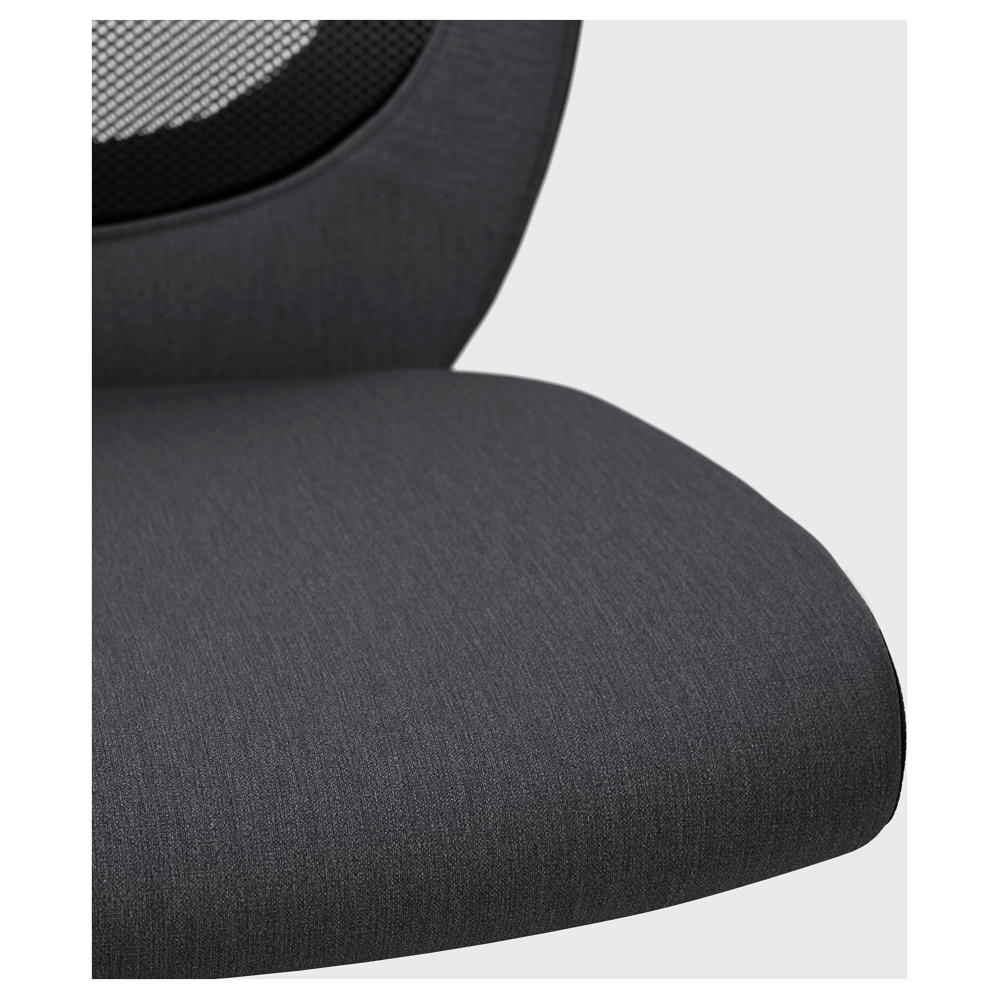Flintan Swivel Chair Vissle Grey – Ikea Intended For Grey Swivel Chairs (View 11 of 25)