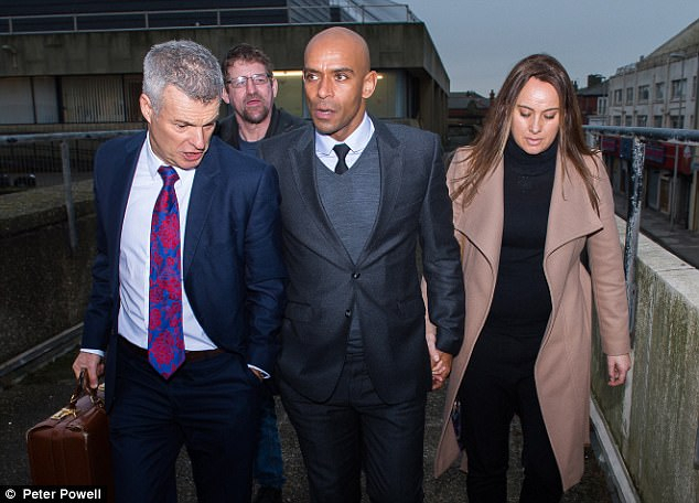 Football Pundit Trevor Sinclair In Court Over Offences (View 21 of 25)