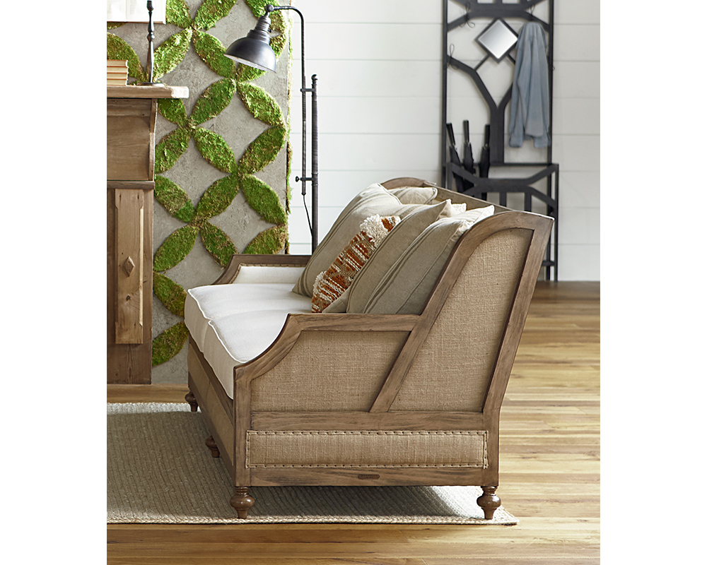 Foundation Sofa – Magnolia Homa pertaining to Magnolia Home Foundation Leather Sofa Chairs