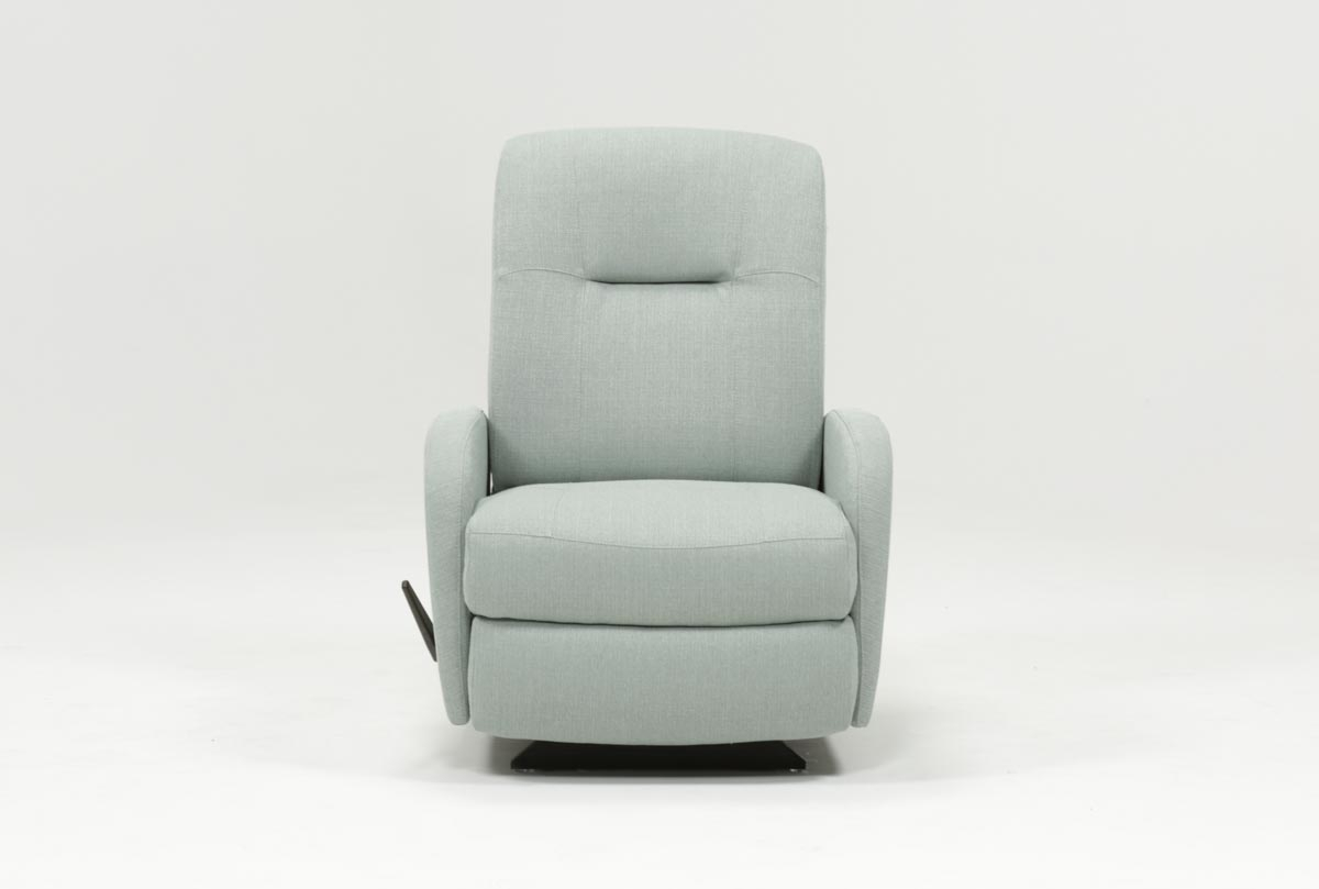 Franco Iii Fabric Rocker Recliner | Living Spaces Regarding Franco Iii Fabric Swivel Rocker Recliners (View 1 of 25)
