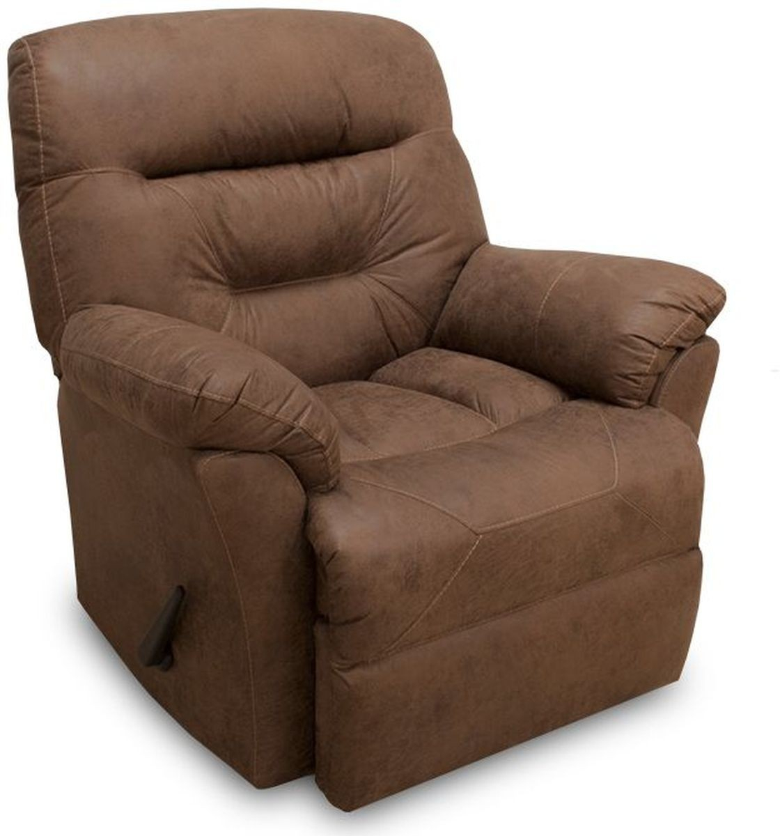 Franklin Prodigy Swivel Rocker Recliner In Bandero Tobacco | Local Intended For Swivel Tobacco Leather Chairs (View 16 of 25)