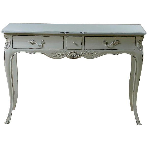French Carved Console Table (View 15 of 25)