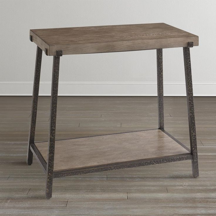 Featured Image of Moraga Live Edge Plasma Console Tables