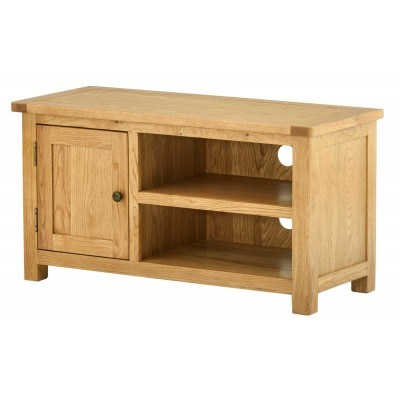 Furniture Plus Online Intended For Preferred Low Oak Tv Stands (Image 5 of 25)