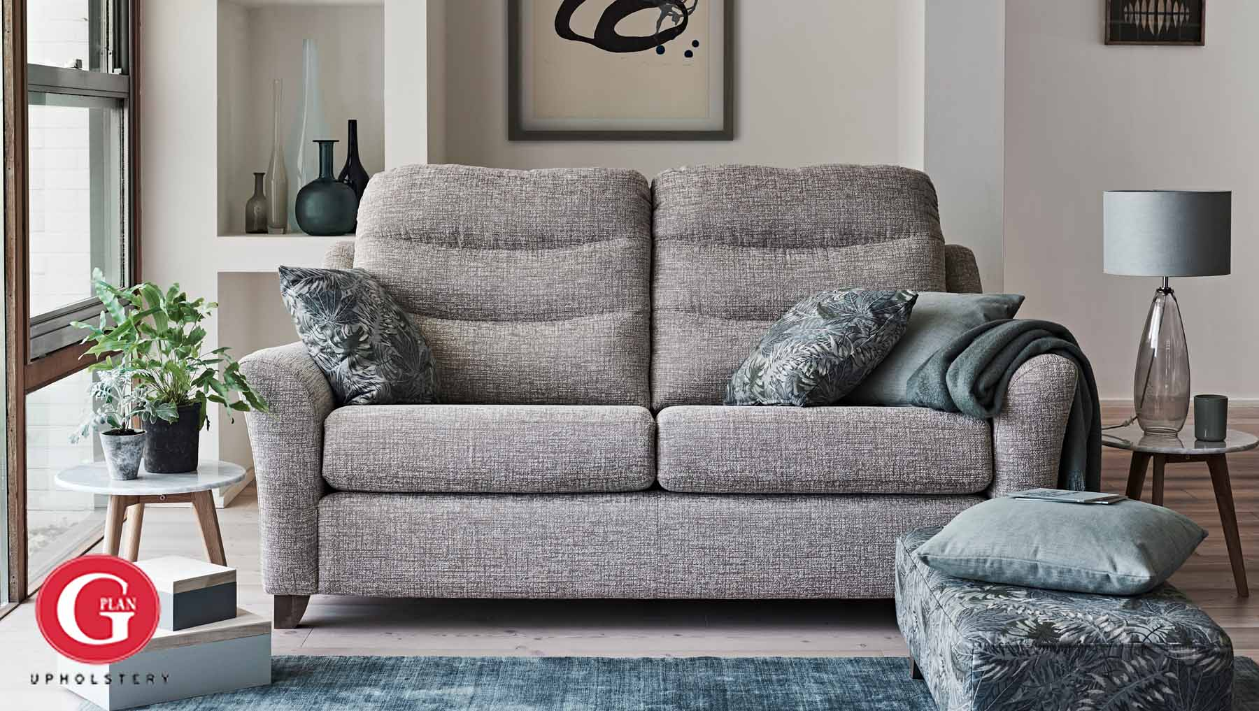 G Plan Tate – Fabric Ranges – Sofas & Chairs | Tr Hayes – Furniture Within Tate Ii Sofa Chairs (Image 4 of 25)