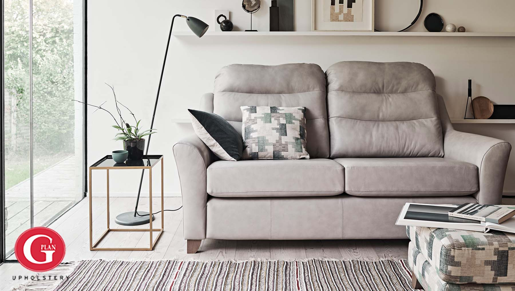G Plan Tate – Leather Ranges – Sofas & Chairs | Tr Hayes – Furniture With Tate Arm Sofa Chairs (Image 6 of 25)