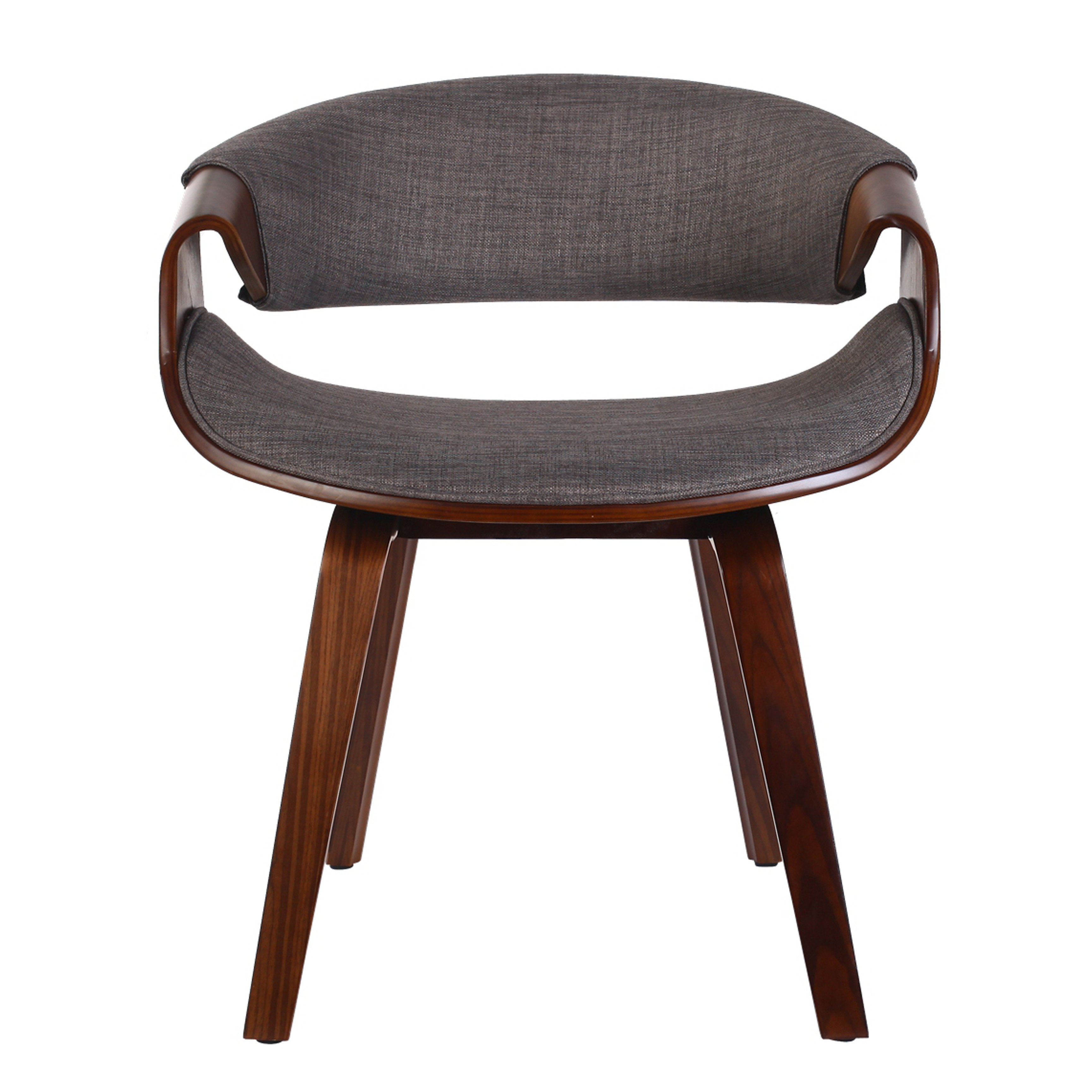 George Oliver Waldman Office Chair & Reviews | Wayfair Within Bailey Angled Track Arm Swivel Gliders (Image 11 of 25)