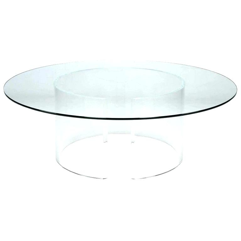 Glass Top Coffee Table Brass Base Modern – Freehostnet Regarding Well Liked Elke Glass Console Tables With Brass Base (Image 14 of 25)