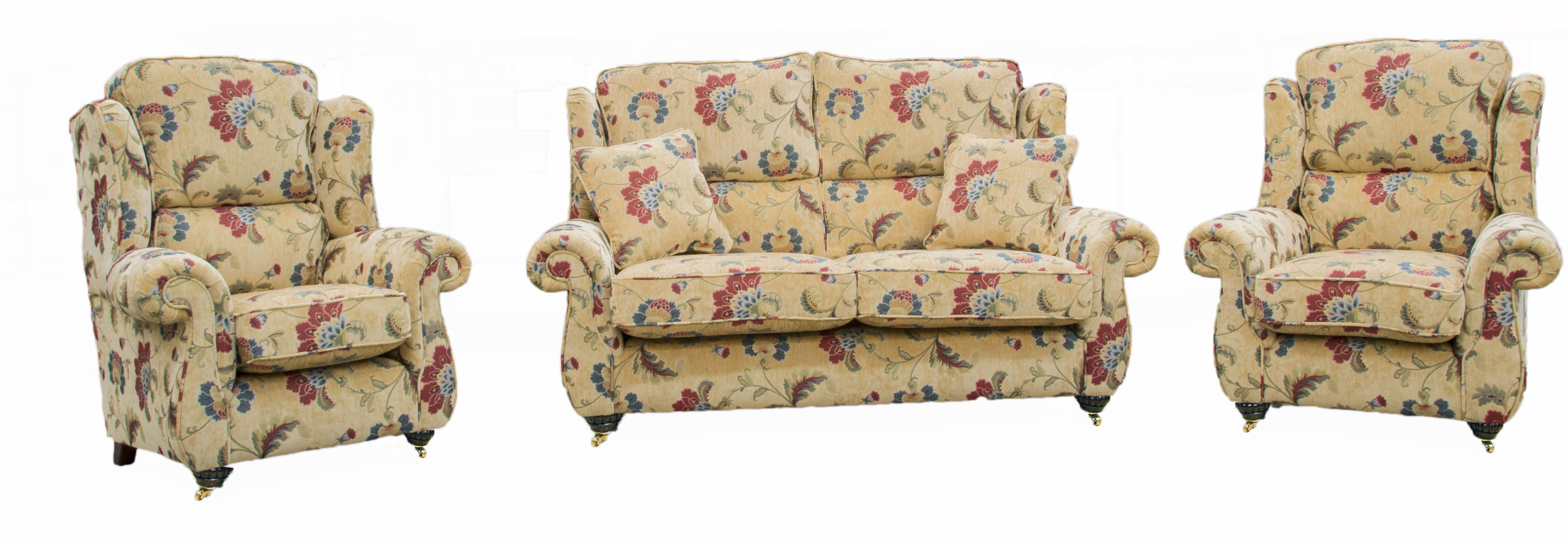 Grace  Occasional Chairs – Finline Furniture For Grace Sofa Chairs (Image 17 of 25)