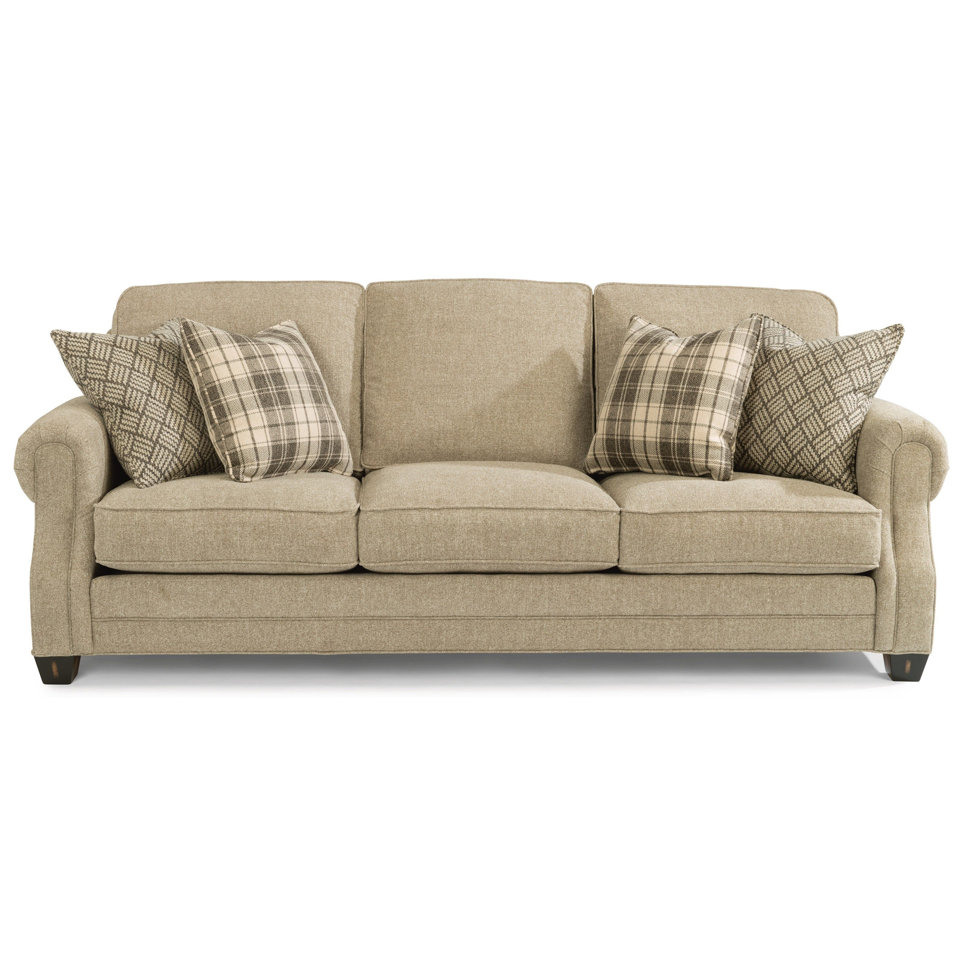 Gretchen Sofaflexsteel | Living Room Furniture | Pinterest With Patterson Ii Arm Sofa Chairs (Image 6 of 25)