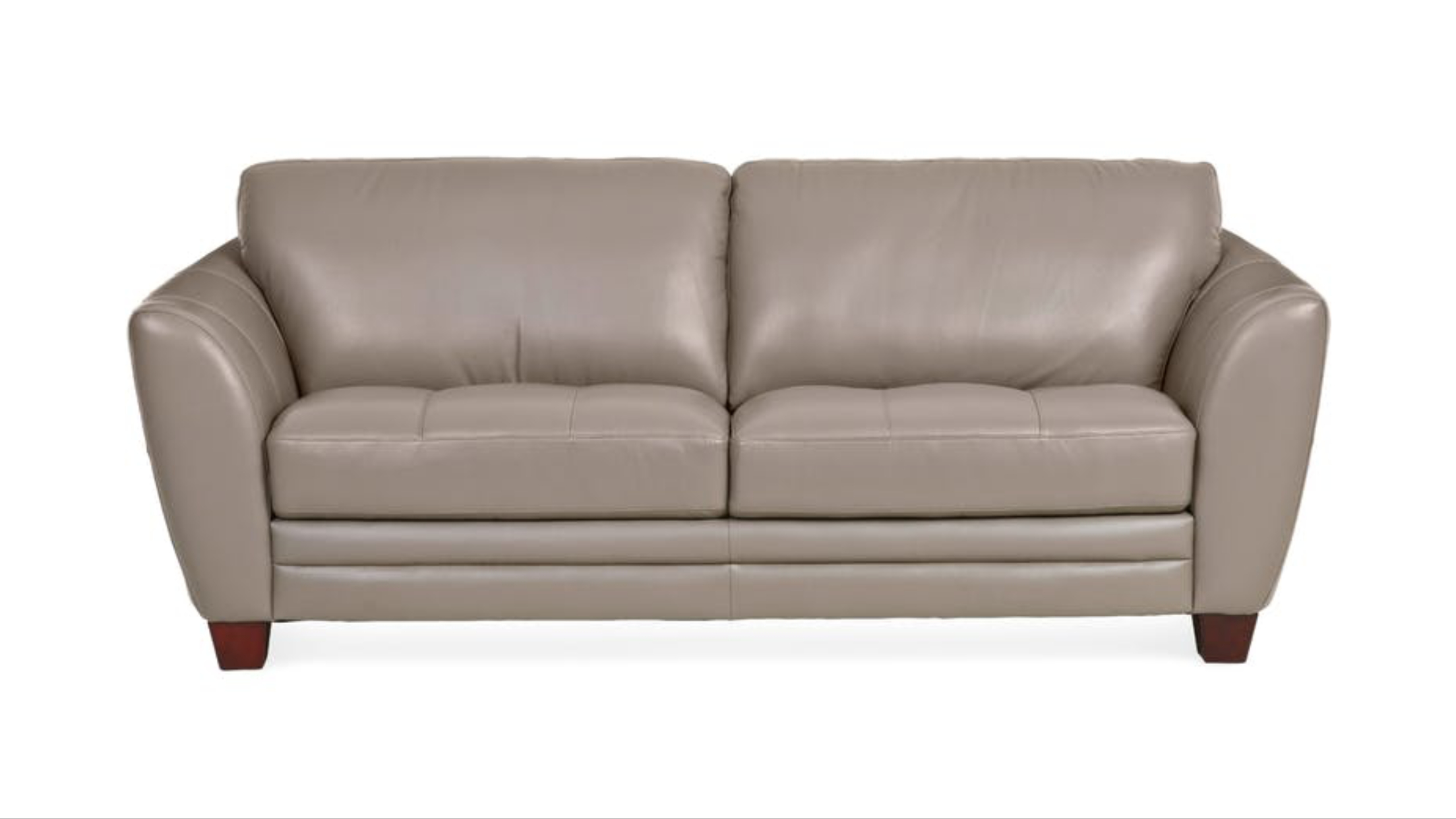 Grey Leather Bermuda Sofa | Sofa | Pinterest Within Cosette Leather Sofa Chairs (Image 19 of 25)