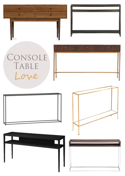 Guest Post: Console Tablessweetsuite10 • Brittany Stager throughout Latest Echelon Console Tables