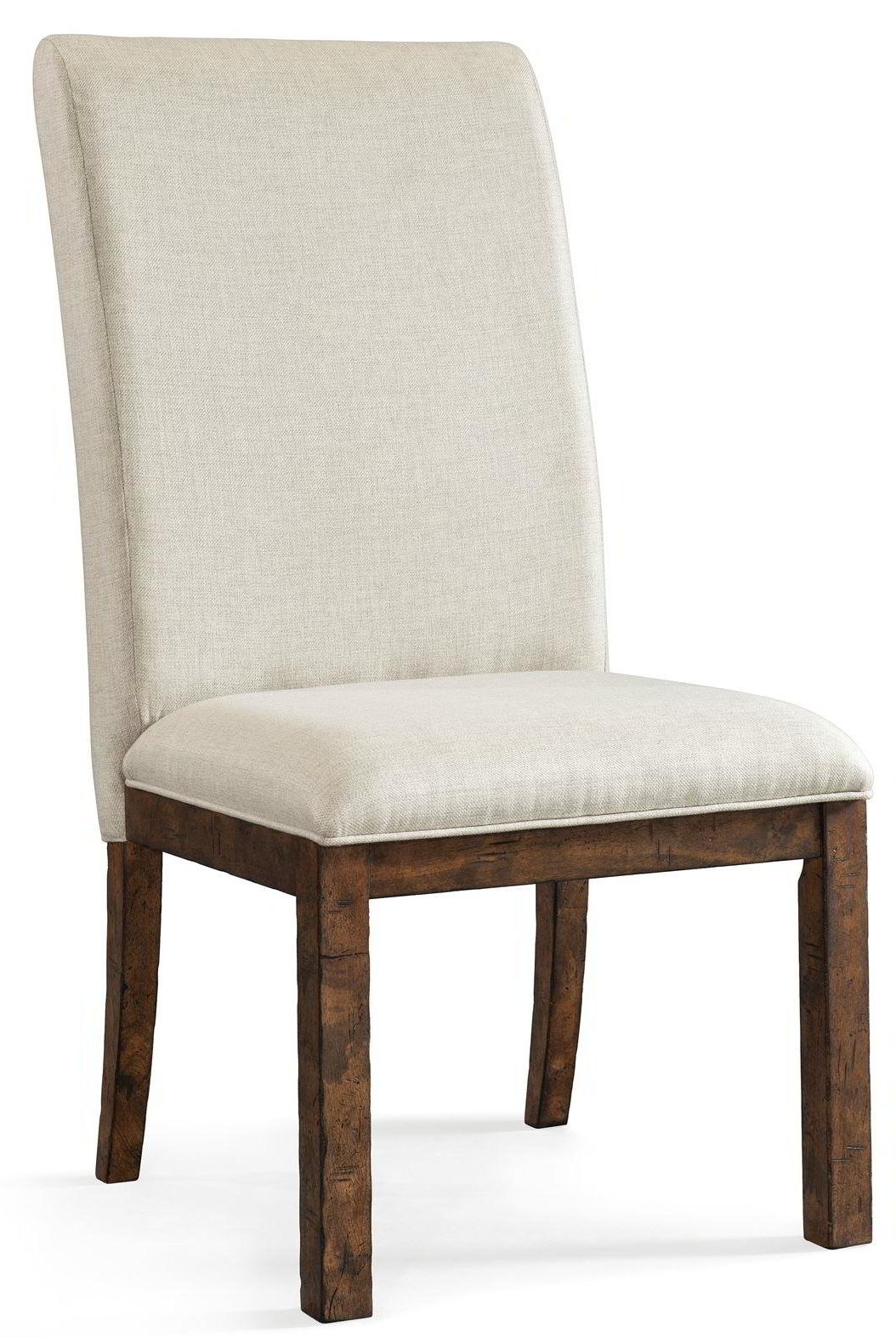 Gwen Upholstered Side Chair, Simple Elegance – Frontroom Furnishings Throughout Gwen Sofa Chairs (Photo 10 of 25)