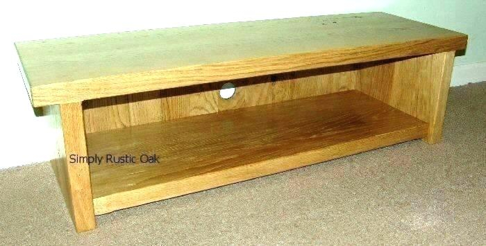 Handmade Tv Stand – Chungcuriverside Intended For Fashionable Low Oak Tv Stands (Photo 8 of 25)