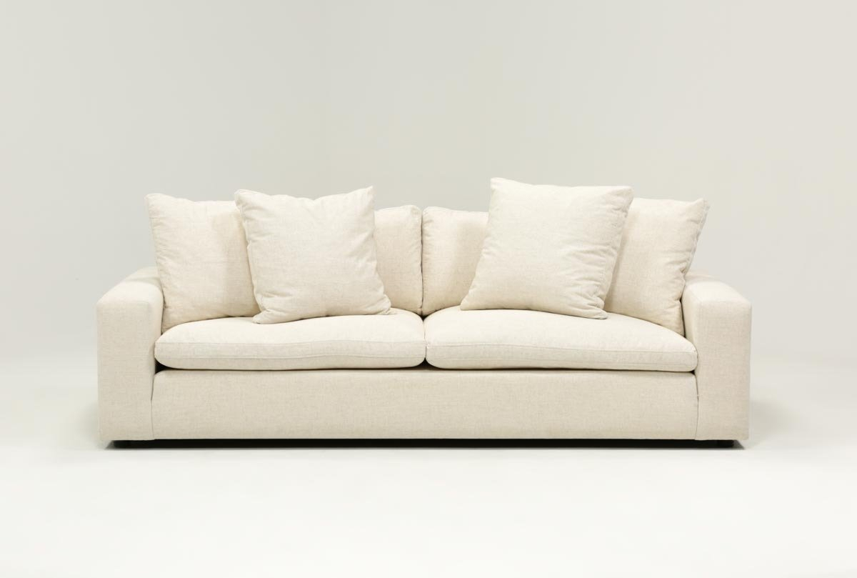 Haven Sofa | Living Spaces Pertaining To Haven Sofa Chairs (View 2 of 25)