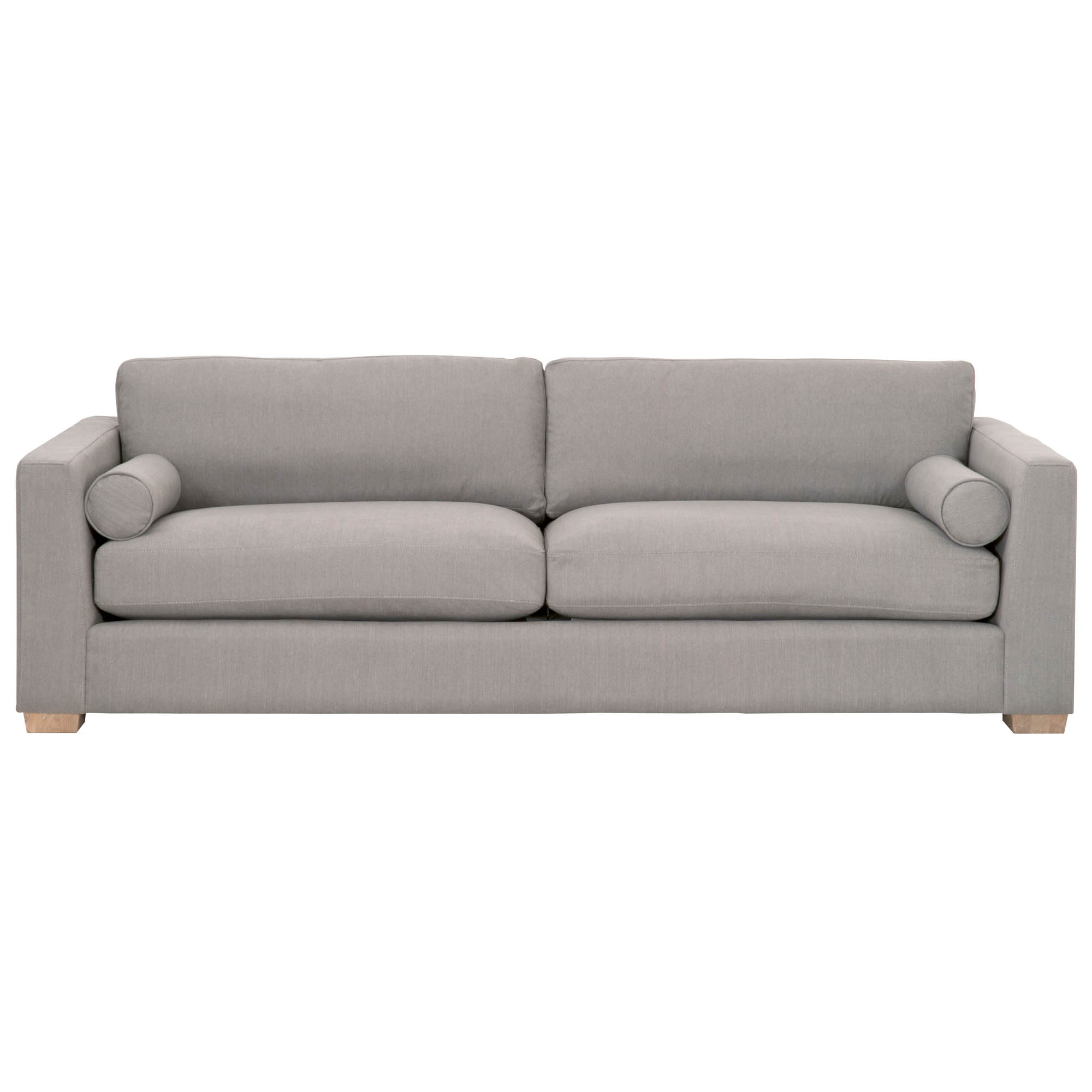"Hayden 95"" Taper Arm Sofa For Liv Arm Sofa Chairs (View 15 of 25)"