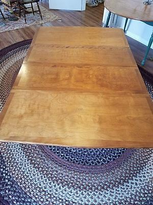 Haywood Wakefield Mid Century Drop Leaf Dining Table - $300.00 pertaining to Best and Newest Wakefield 85 Inch Tv Stands