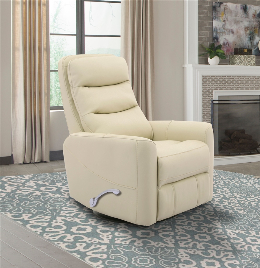 Hercules Glider Swivel Recliner With Articulating Headrest In Oyster Inside Hercules Oyster Swivel Glider Recliners (Photo 2 of 25)