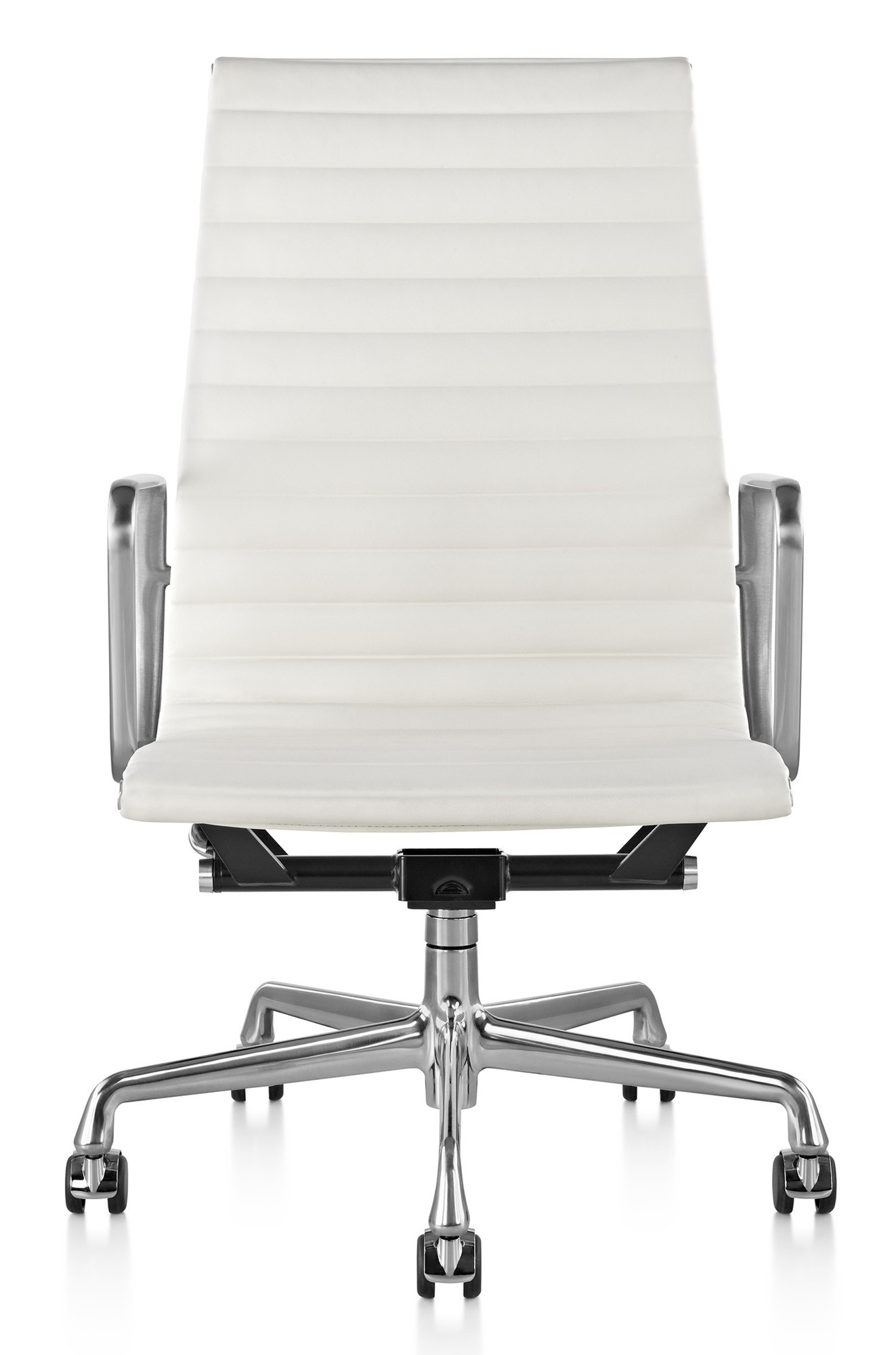 Herman Miller Eames® Aluminum Group - Executive Chair - Gr Shop Canada throughout Chadwick Gunmetal Swivel Chairs