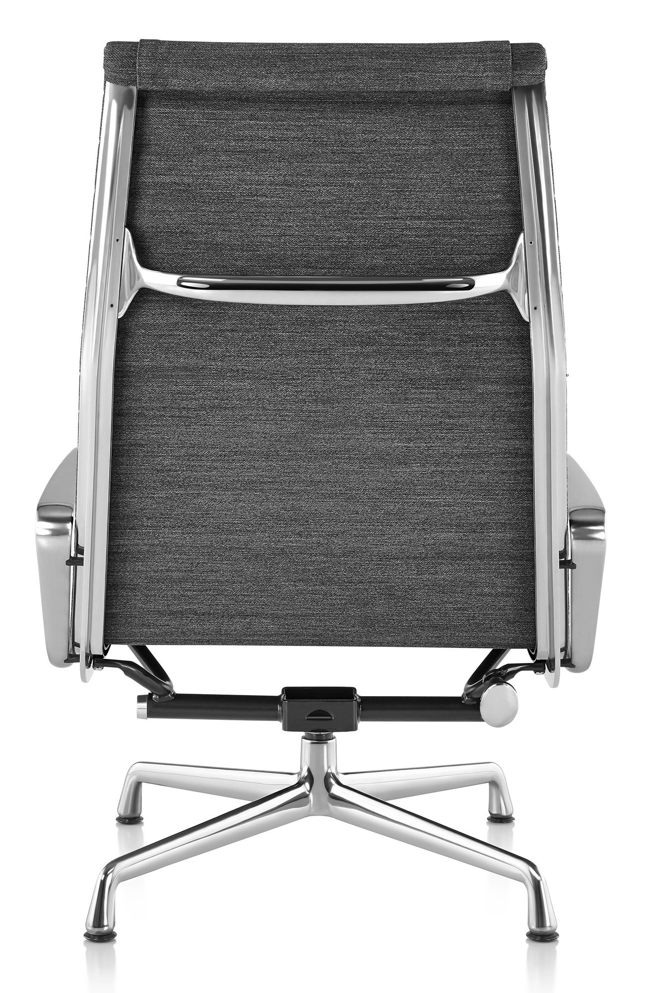 Herman Miller Eames® Aluminum Group – Lounge Chair – Gr Shop Canada Pertaining To Chadwick Gunmetal Swivel Chairs (Photo 15 of 25)
