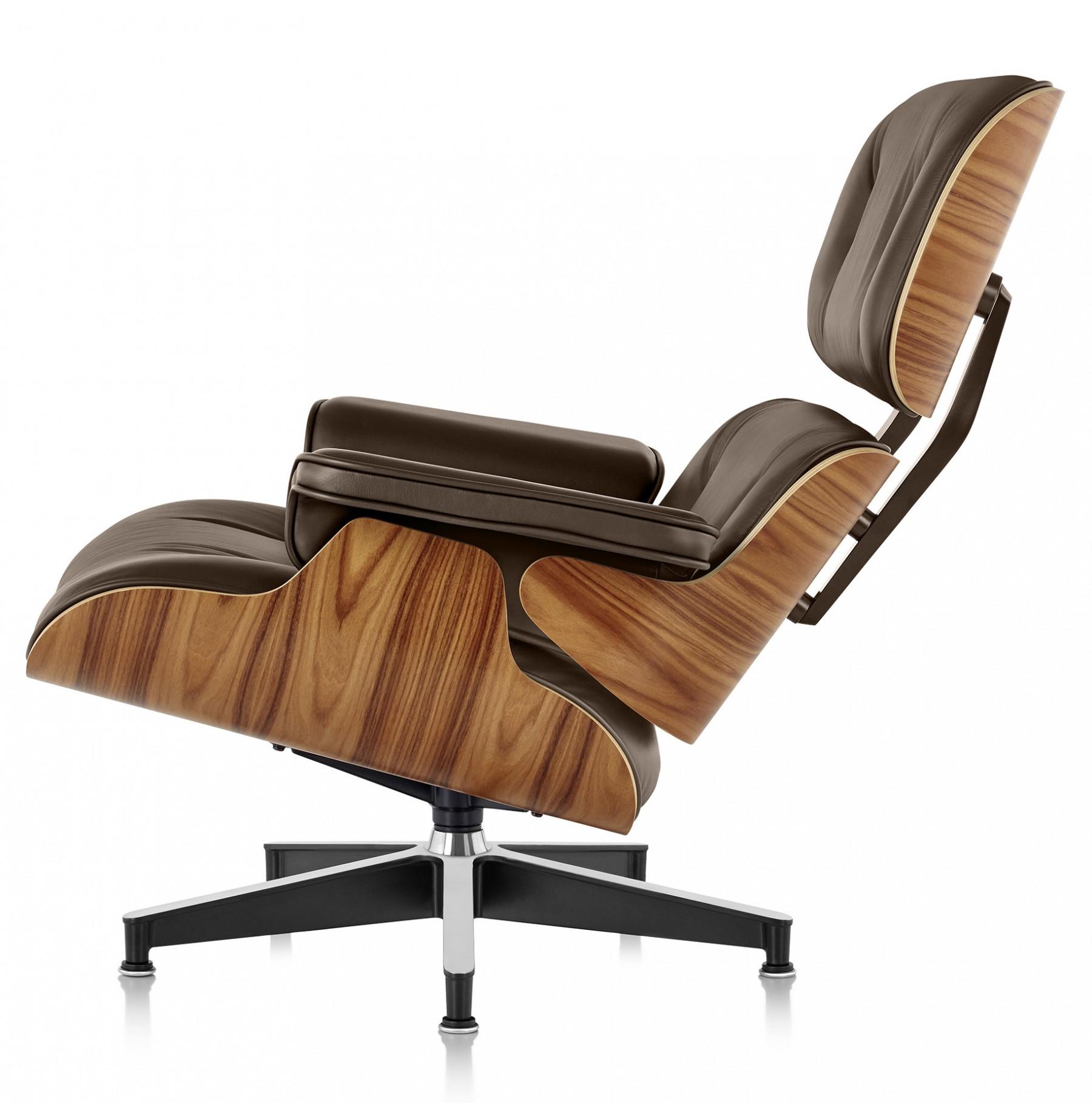 Herman Miller Eames® Lounge Chair – Gr Shop Canada Regarding Chadwick Gunmetal Swivel Chairs (View 14 of 25)