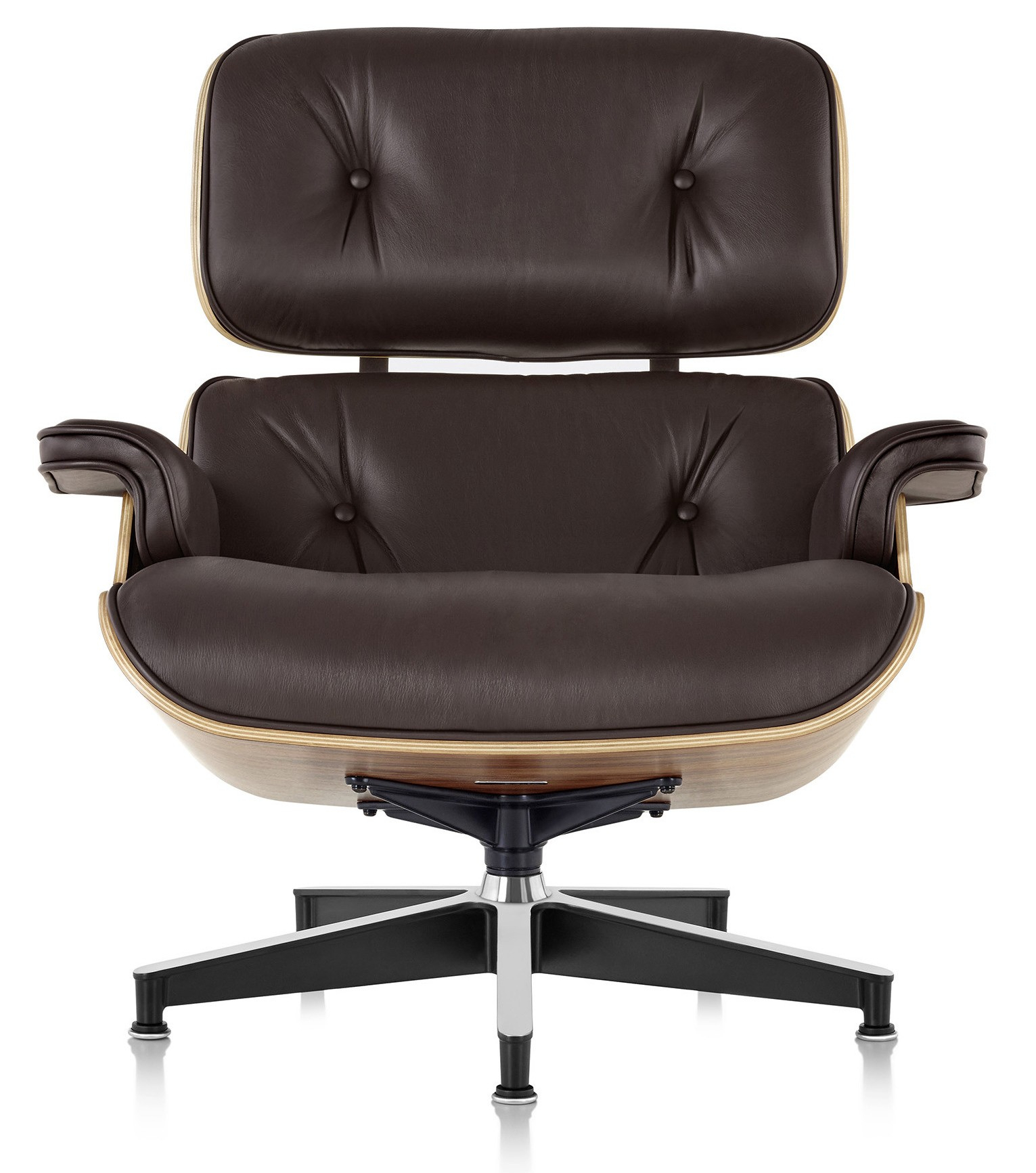 Herman Miller Eames® Lounge Chair - Gr Shop Canada with Chadwick Gunmetal Swivel Chairs