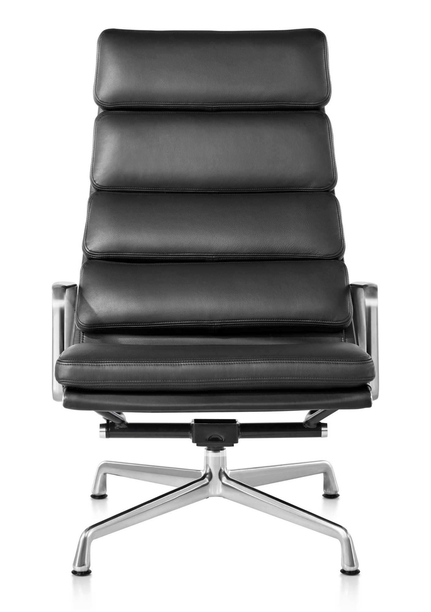 Herman Miller Eames® Soft Pad Chair – Lounge Chair – Gr Shop Canada Inside Chadwick Gunmetal Swivel Chairs (View 16 of 25)