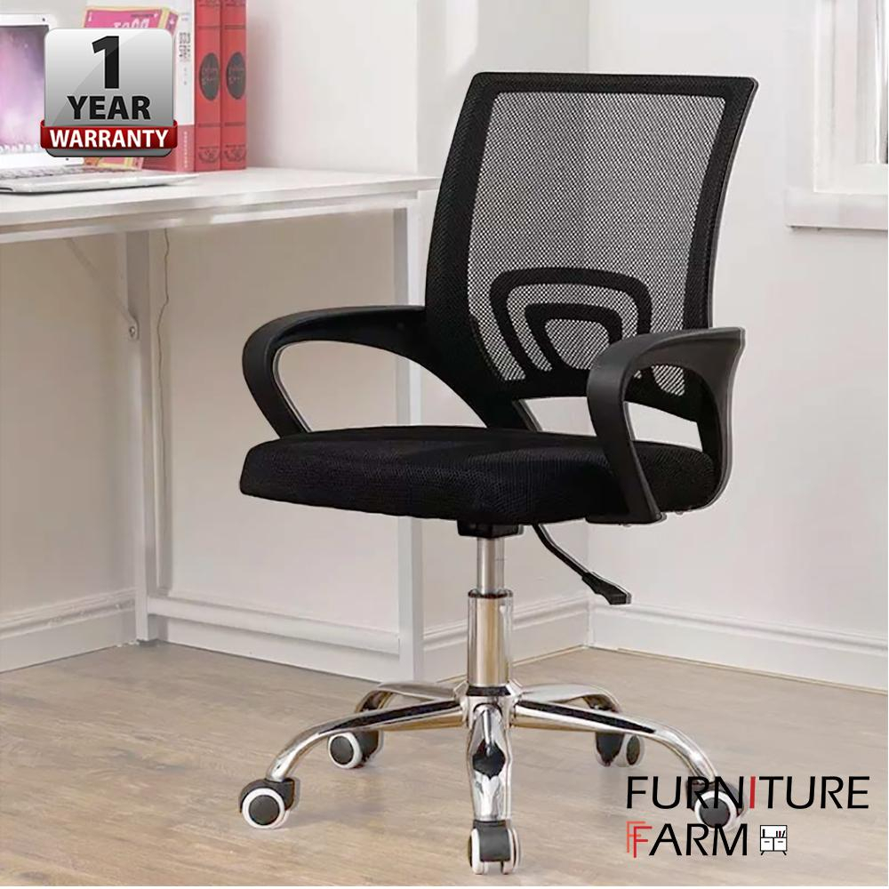 Home Home Office Chairs – Buy Home Home Office Chairs At Best Price Throughout Chill Swivel Chairs With Metal Base (Image 22 of 25)