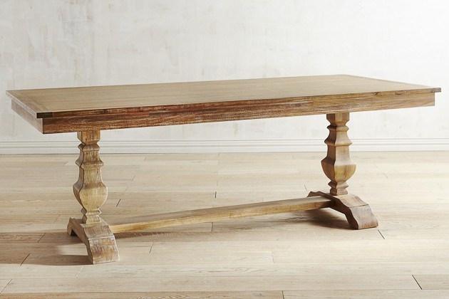 How To Buy A Dining Or Kitchen Table And Ones We Like For Under For Famous Yukon Natural Console Tables (Image 11 of 25)