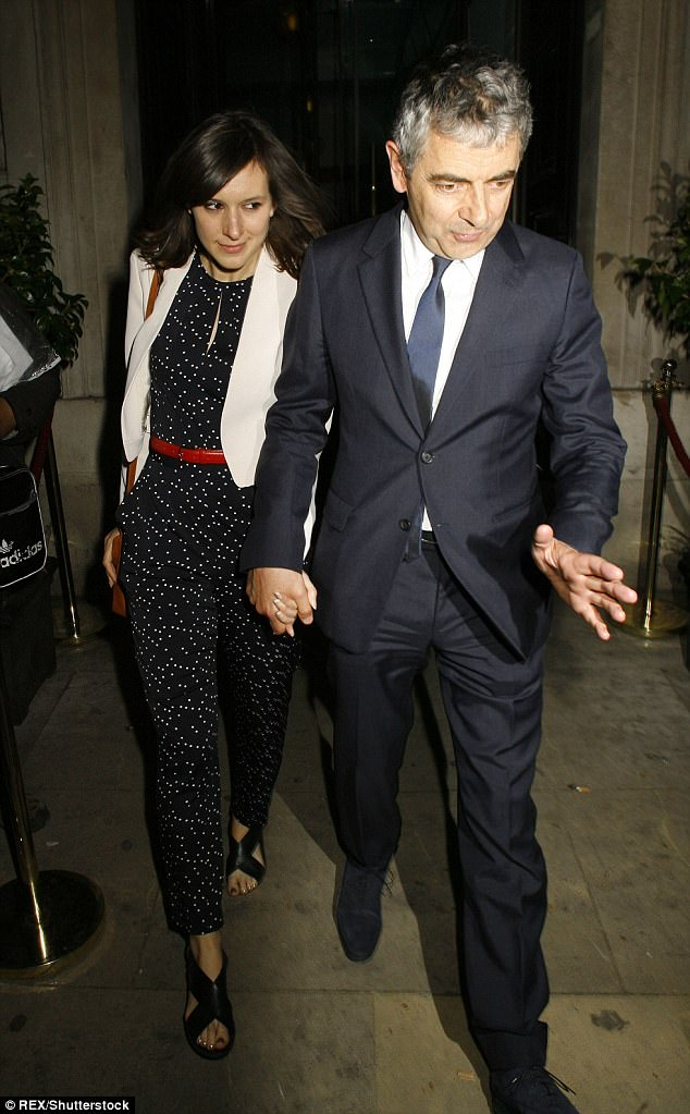 How Will Rowan Atkinson Cope With Being A New Dad At 62? (Image 13 of 25)