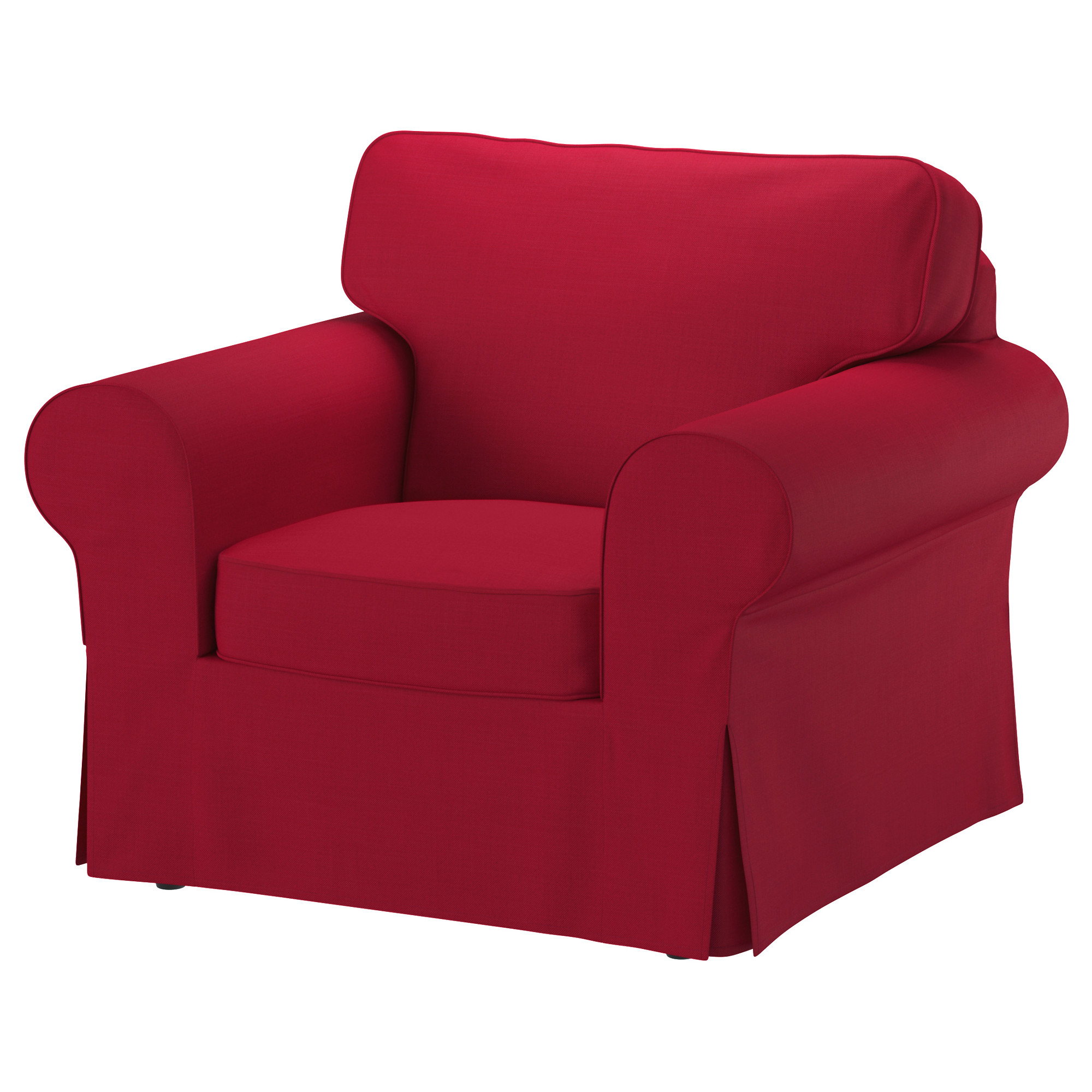 Ikea Ektorp Armchair The Cover Is Easy To Keep Clean As It Is Intended For Ikea Sofa Chairs (Image 11 of 25)