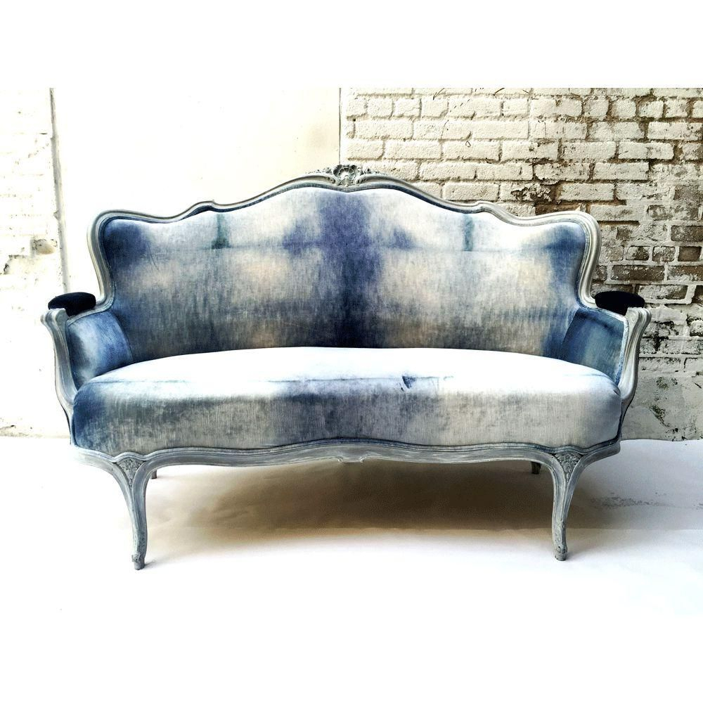 Image Of Josephine Sofa: Reimagined French Provical Sofa | Interiors Pertaining To Josephine Sofa Chairs (View 15 of 25)