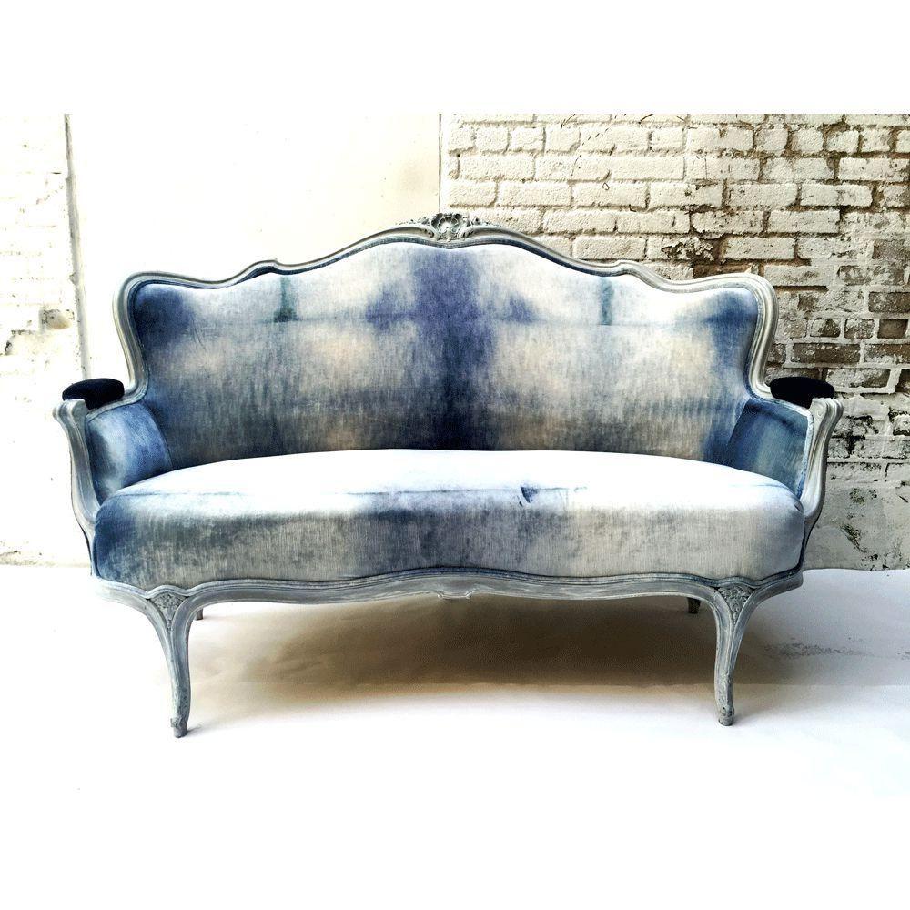 Image Of Josephine Sofa: Reimagined French Provical Sofa | Interiors Pertaining To Josephine Sofa Chairs (Image 5 of 25)