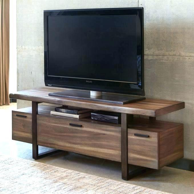Industrial Corner Tv Stand Cabet Rustic Stands – Getvue within Well-liked Industrial Corner Tv Stands