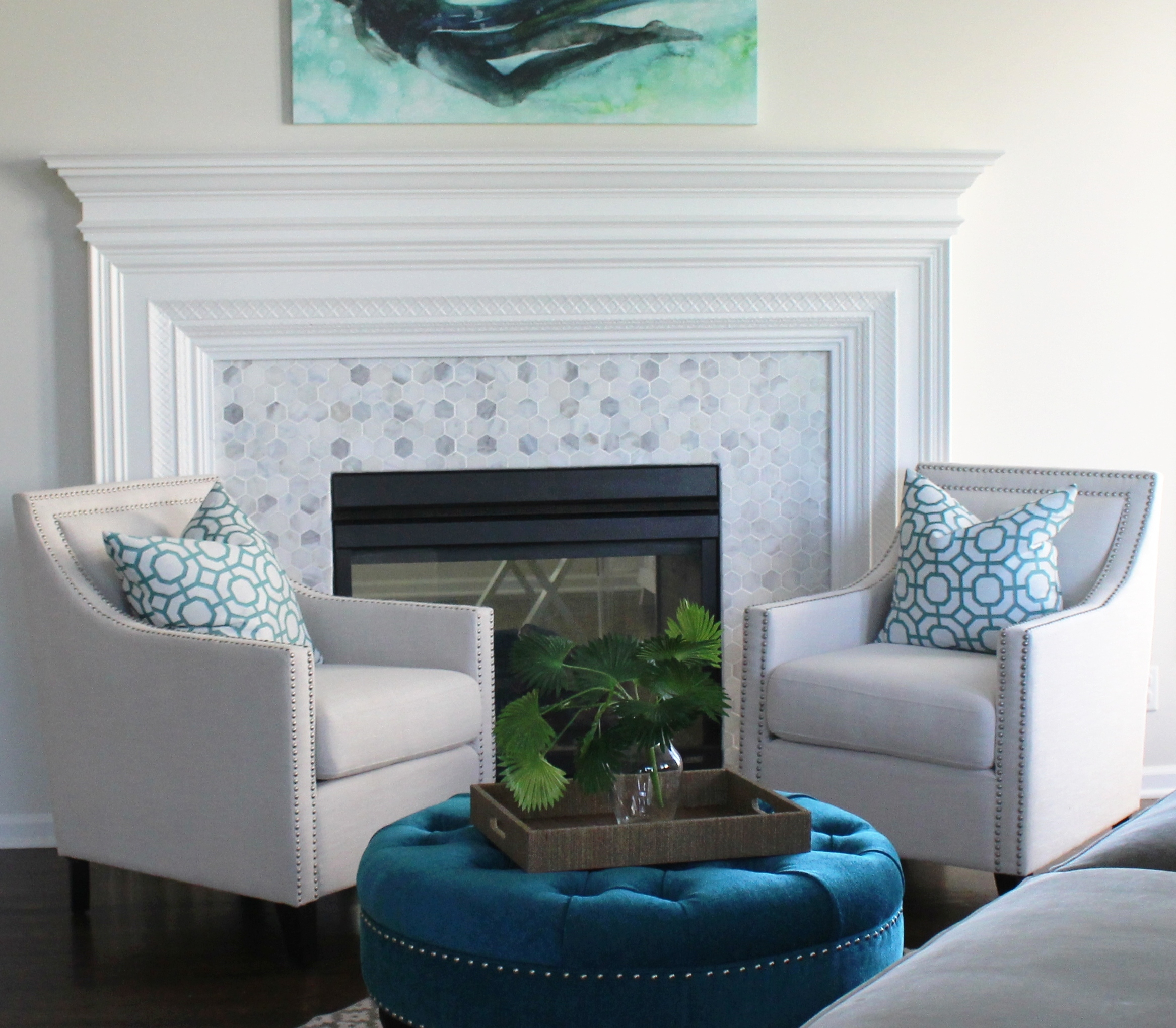 Interior Design: 3 Savvy Ways To Makeover Your Living Room Using intended for Karen Sofa Chairs