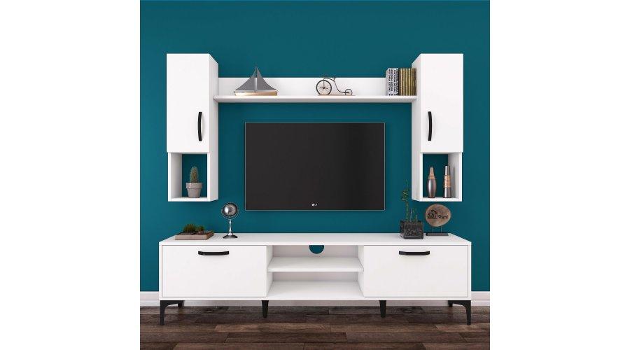İzmir Sivriler Mobilya – İzmir Mobilya – Oturma Grupları, Yatak Within Favorite Ducar 64 Inch Tv Stands (Image 9 of 25)