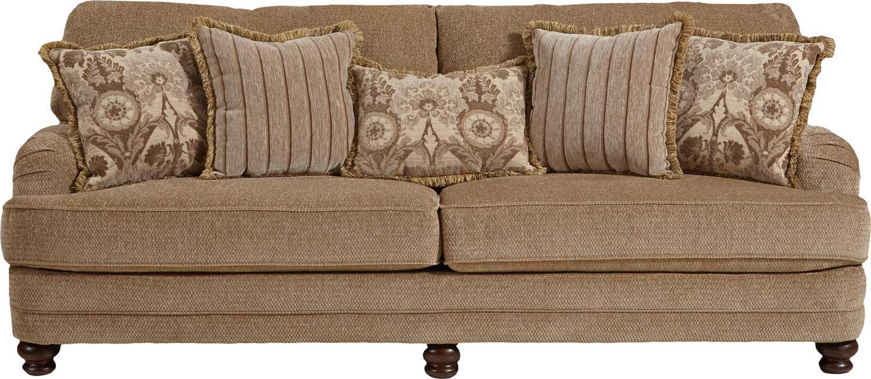 Jackson Brennan Sofa – Camel Jf 4438 03 Camel At Homelement For Brennan Sofa Chairs (Image 12 of 25)