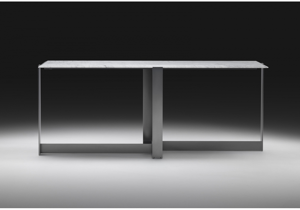 Jacques Flexform Console - Milia Shop within Best and Newest Jacque Console Tables