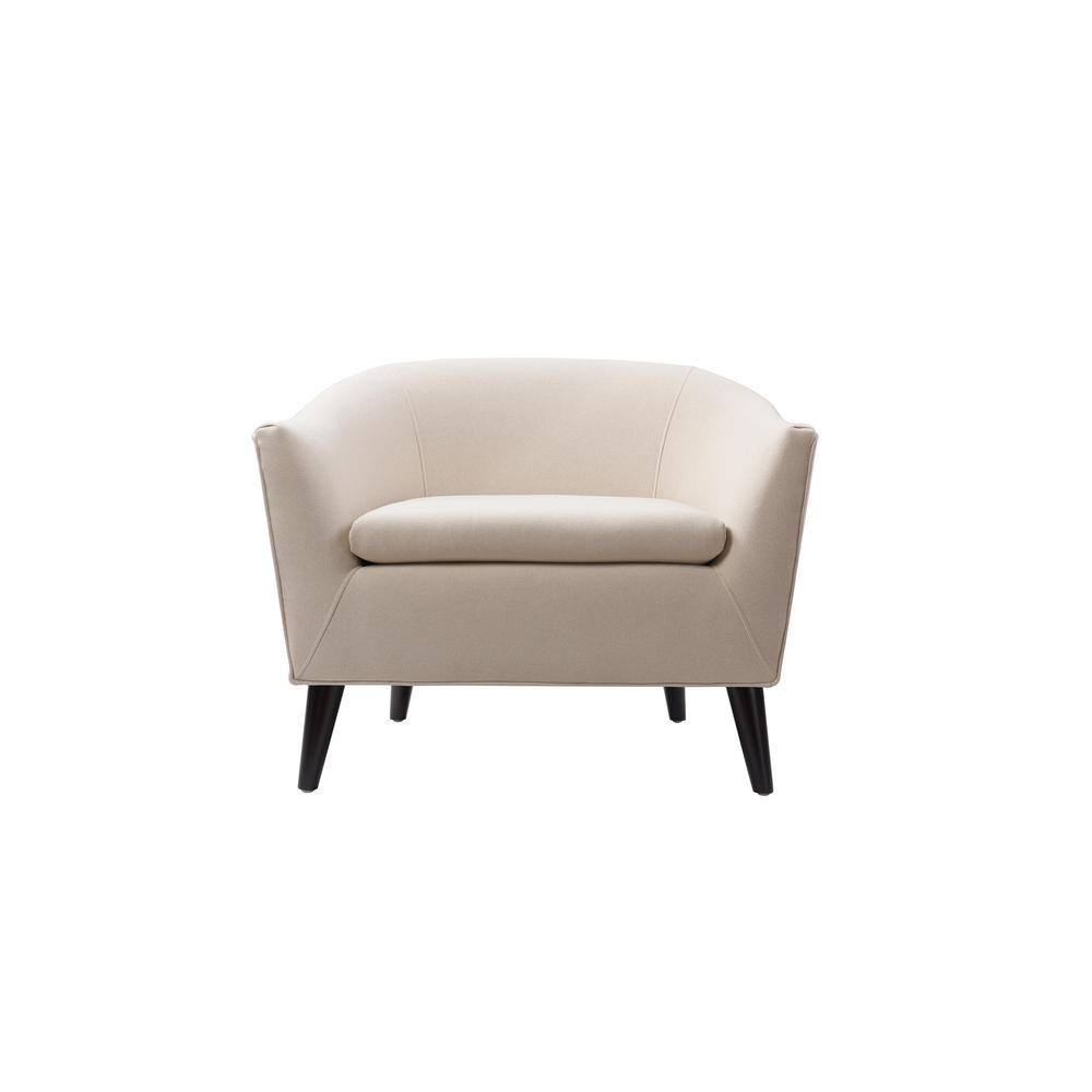 Jennifer Taylor Lia Sky Neutral Barrel Chair-63320-1-970 - The Home inside Amari Swivel Accent Chairs